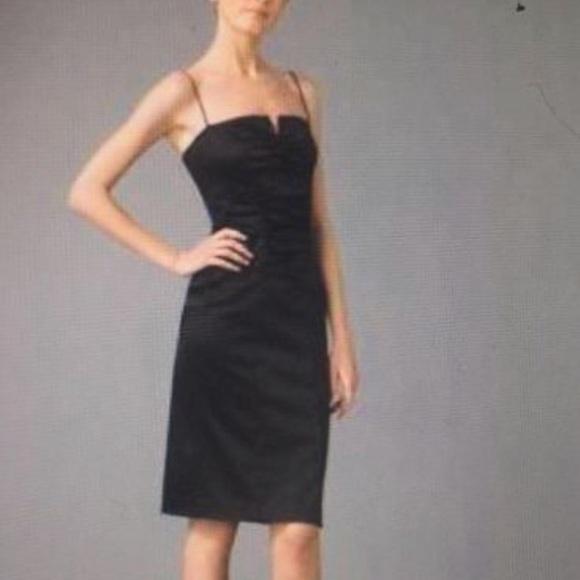 Nicole Miller Dresses Collection Black Cocktail Dress Poshmark